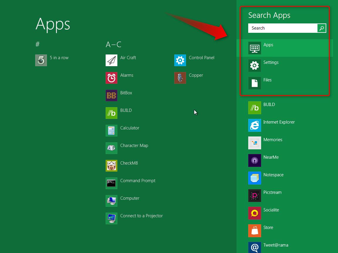 07-Windows8-Tastenkombinationen-Windowstaste-Q-Metro-Suchfunktion-Applikationen-470.png?nocache=1316431463815