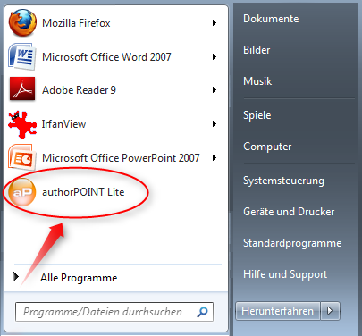 03-authorPOINT-Lite-Import-PowerPoint-Files-Startmenu.png?nocache=1317408071764