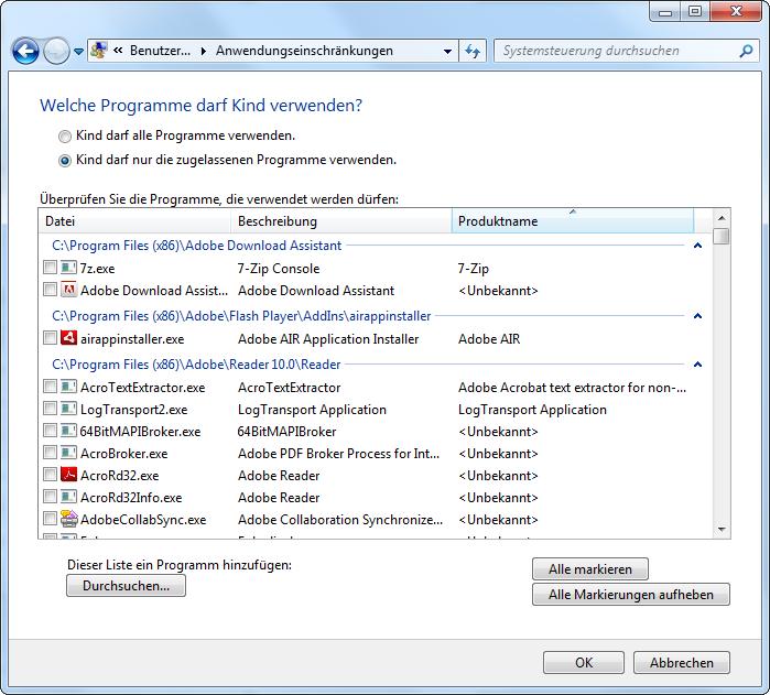 09-jugendschutz-unter-windows-7-jugendschutzeinstellungen-programmbeschraenkungen-470.png?nocache=1317977669460